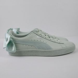 PUMA | Basket Bow Sneakers
